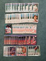 Brady Anderson Baseball Card Mixed Lot approx 314 cards