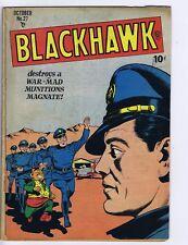 Blackhawk #27 Quality Pub 1949