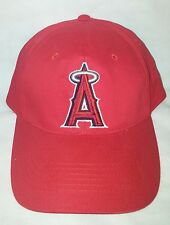 Los Angeles Angels of Anaheim 2007 Dairy Queen Promotional Red Baseball Cap