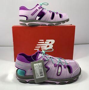 Balance Unisex-Kid's Adirondack Sandal Sport, Grey/Purple, Size: G6 M US Big Kid