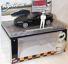 Aston Martin DBS Black Top Gear power Laps New in Box ltd edition 1-43 scale