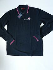 Men's Robe di Kappa Poloshirt top navy blue color size XXL BNWT