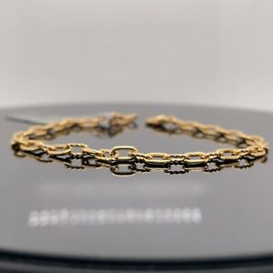 David Yurman 18k Madison Thin Bracelet 3mm New $950
