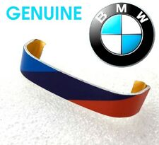 Genuine OEM BMW M-Tech 1 steering wheel spoke trim cover.  E30 E28 E34 E24 etc