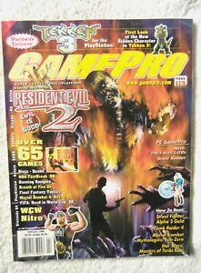 42148 Issue 113 GamePro Magazine 1998