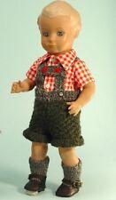 Schildkröt Habits de poupées tricoté Pantalon traditionnel et Chemise pour 41 cm