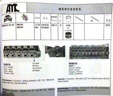 AMC 908576 CYLINDER HEAD MERCEDES SPRINDER ML270 CLASE E CLASE C CDI 2,7cc NEW