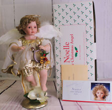 NOELLE THE CHRISTMAS ANGEL BY ANN TIMMERMAN GEORGETOWN COLLECTION Gold COMPLETE