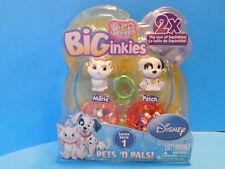 Squinkies  Big Inkies Series 1 Pets 'n Pals Disney Patch & Marie New!