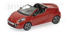 Minichamps 400113931 escala 1:43, Renault Wind - 2010-red L.E. #neu en OVP #