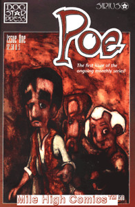 POE  (1997 Series)  (SIRIUS/DOG STAR) #1 Near Mint Comics Book
