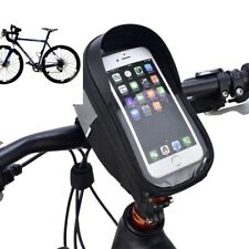 Cycling handlebar mobile phone holder bag,waterproof,2 working days delivery