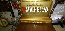 Michelob Draft Beer, Electric Beer Sign, Anheuser-Busch St. Louis Mo. 1994