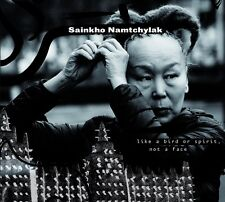 Sainkho Namtchylak-like a bird or spirit, not a face CD NEUF