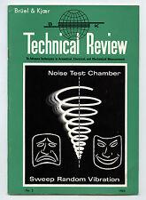 BRUEL & KJOER - TECNICAL REVIEW - Nº 2  -  1964