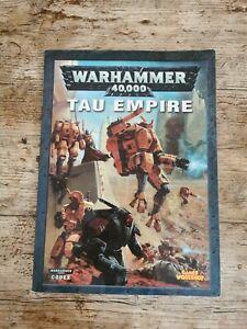Warhammer Tau Empire, Codex, Games Workshop 2005