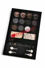 3 Pack Lot L.A. Colors I Heart Makeup Drama Eye Palette #C30357 Daring New