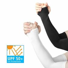 Arm Sleeves Uv Protection Cooling Sleeves for Men and Women Sunblock Upf 50+ New