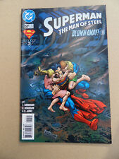 Superman : The Man Of Steel 57 .Green Arrow / Flash App .  DC 1996 . VF - minus