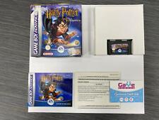 Harry Potter : E la Pietra Filosofale GBA Game Boy Advance PAL ITA