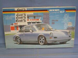 Fujimi Porsche 911R Coupe '67 Model Car Kit, 1/24 Scale, SEALED PARTS BAGS