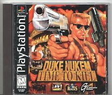 Video Game - Sony PlayStation - DUKE NUKEM: TIME TO KILL - Pre-Owned