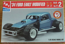 '34 Ford Early Modified Stock Car - AMT 1/25 kit