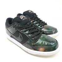Nike SB Dunk Low TRD QS Mens Size 4.5 Intergalactic 420 Galaxy Skateboard Shoes