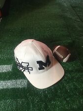 Michigan Wolverines u of m NCAA One Size Flex Fit Cap Hat by Top of the World h3