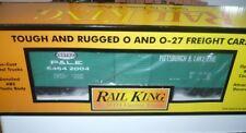 MTH Railking TCA 2004 Pittsburgh & Erie Boxcar 30-74161A