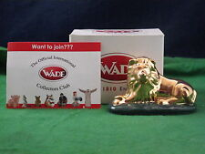 Wade The Lion English Inns For Fudgecollectables With Free Box RD3272