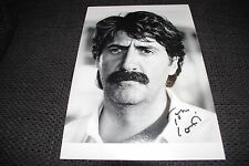 TOM CONTI signed Autogramm auf 20x30 cm Bild InPerson THE DARK KNIGHT RISES