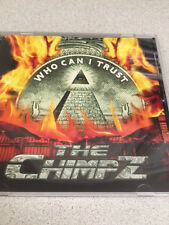 The Chimpz Who Can I Trust CD 5TRACKS Rock w/Victim, Corrupt, Killing Me MORE!