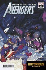 Avengers #19 Bradshaw Variant 1:25 War of Realms Marvel Comics 1st Print 05/22
