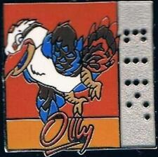 2000 Sydney Olly Braille Olympic Mascot Pin