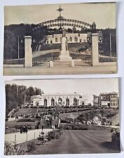 MONTREAL Oratoire Saint Joseph du Mont-Royal c1930s RARE PHOTO POSTCARDS