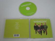 WEEZER/WEEZER(GEFFEN 493 045-2) CD ALBUM
