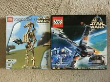 STAR WARS Lego (LOT OF 8) NEW 2000