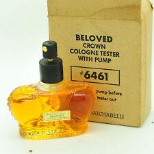 VINTAGE PRINCE MATCHABELLI Beloved eau de cologne 2oz tester