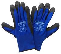 Berner 198707 Arbeit Handschuhe Flexus Thermo Thermisch Isoliert 1 Paar Größe 10