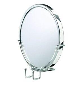 New Croydex Anti Fog Mirror N Lock Stick Stand Adhesive Screw Bathroom Shaving