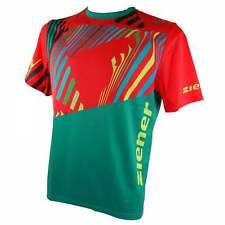 Ziener Fonctions Vélo Maillot de Vélos Teamwear VK01 Rouge Vert 888 Neuf