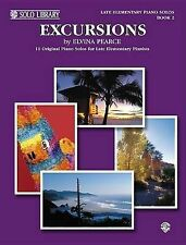 Excursions, Bk 2: 11 Original Piano Solos for Late Elementary Pianists (WB Solo