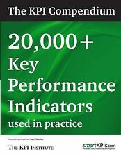 NEW The KPI Compendium: 20,000 Key Performance Indicators used in practice
