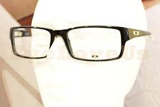 OAKLEY Servo XL OX1066-0157 eyeglasses Polished Black (57mm) MEN 100% Authentic