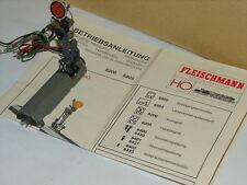 FLEISCHMANN ( 6200 ) SIGNAL A PALETTE MOBILE ELECTRIQUE AVEC FEUX LUMINEUX HO