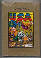 Marvel Masterworks Golden Age USA Comics Volume 1