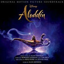ALADDIN Original Soundtrack CD BRAND NEW Disney
