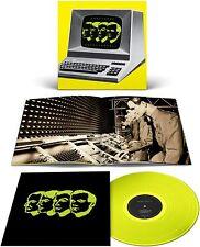 KRAFTWERK COMPUTERWELT NEON YELLOW VINYL (Released 9/10/20) - IN STOCK