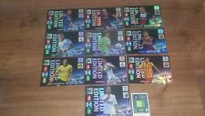 Champions League 2013-2014 Adrenalyn XL  SET 10 CARDS Limited edition XXL